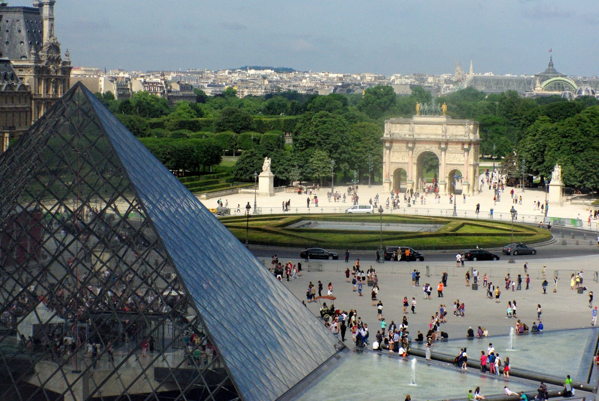 Historical Axis Paris © French Moments