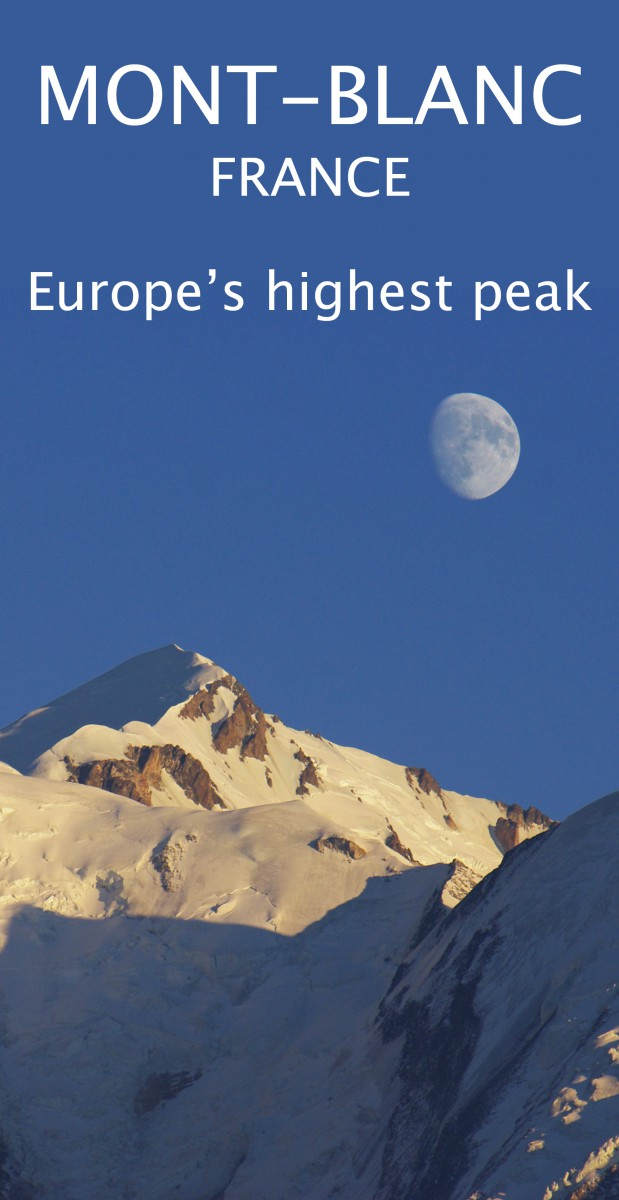 Discover the Mont-Blanc region © French Moments