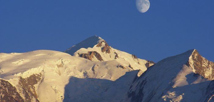 Mont-Blanc from Combloux © French Moments