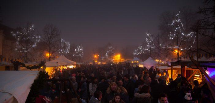 Provins Medieval Christmas Market © Damien Gilbon