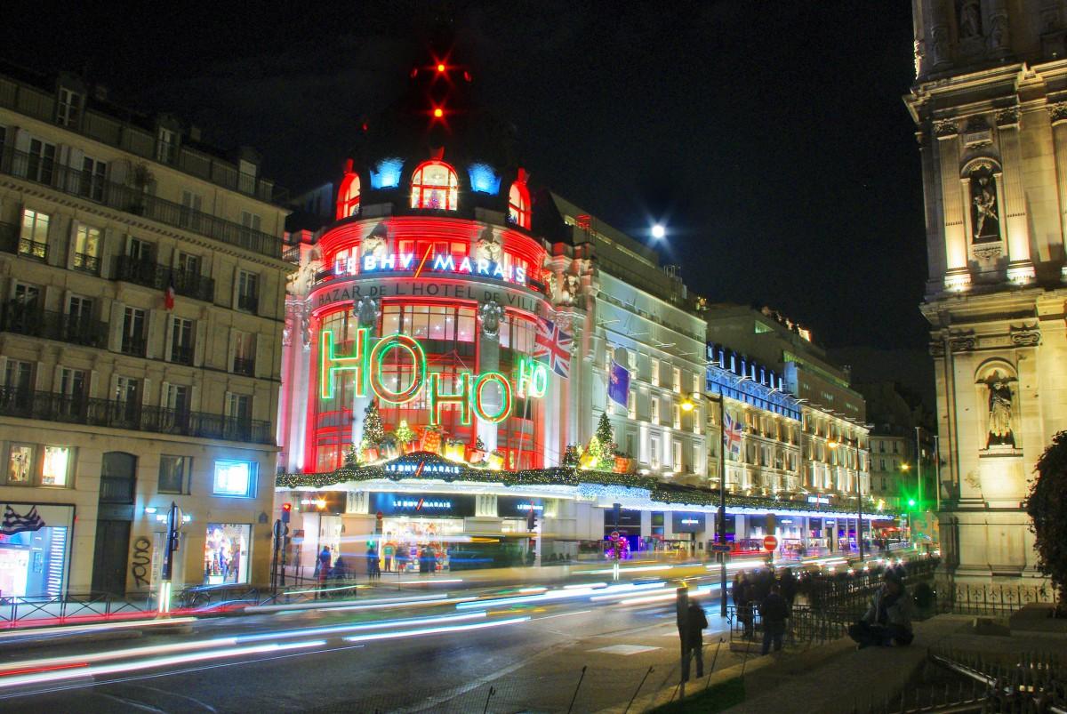 BHV Marais, Paris © French Moments
