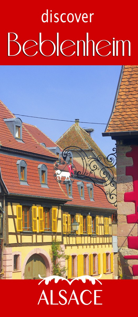 Discover Beblenheim, Alsace © French Moments