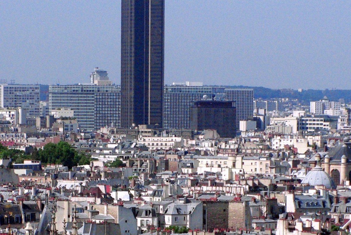 Montparnasse © French Moments