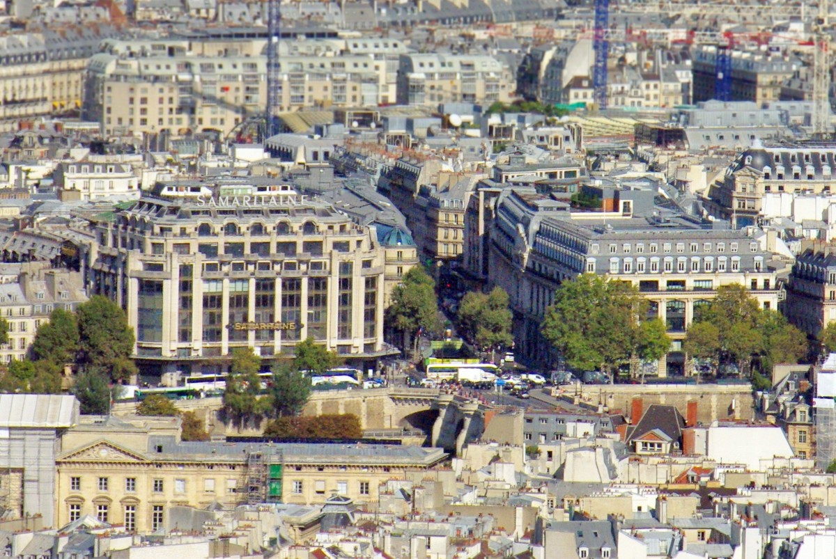 Samaritaine © French Moments