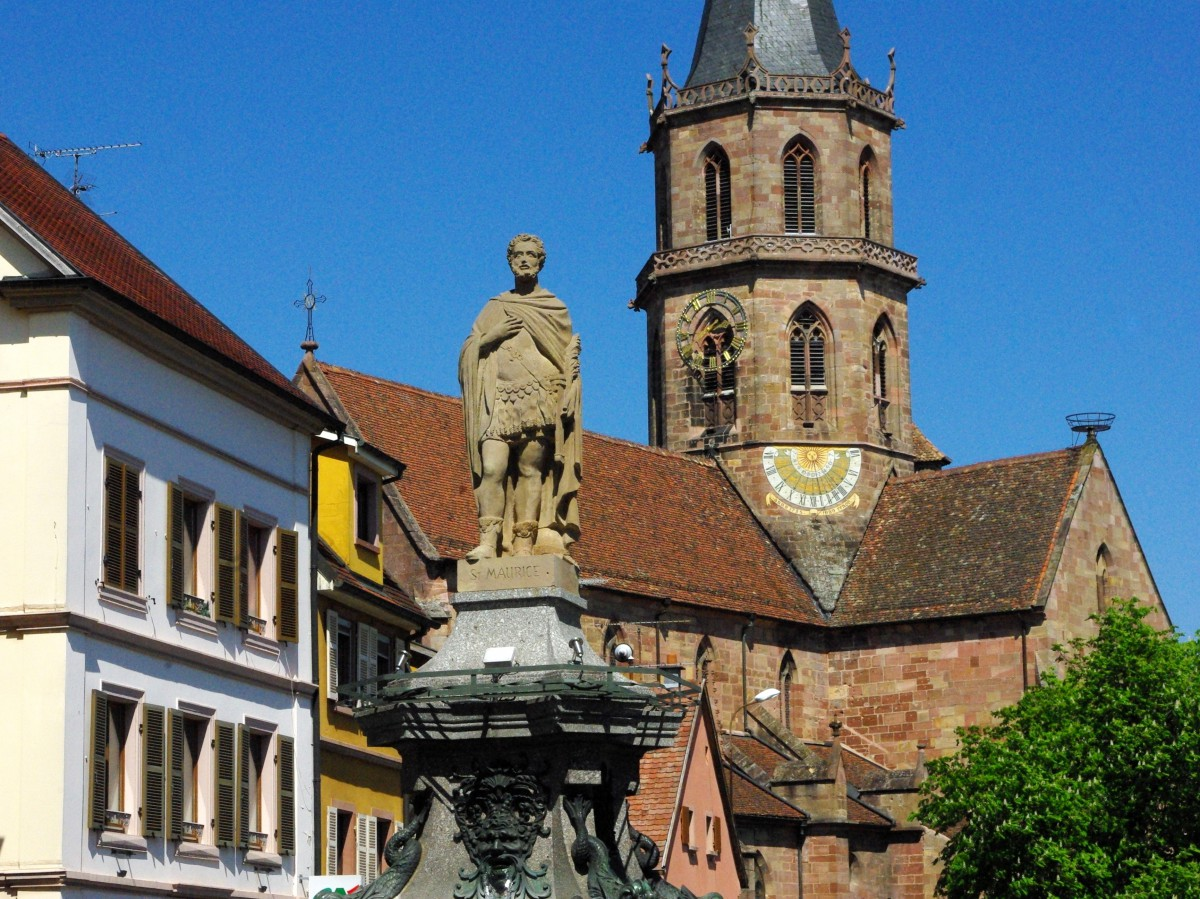 Alsace Wine Route - Soultz-Haut-Rhin © French Moments