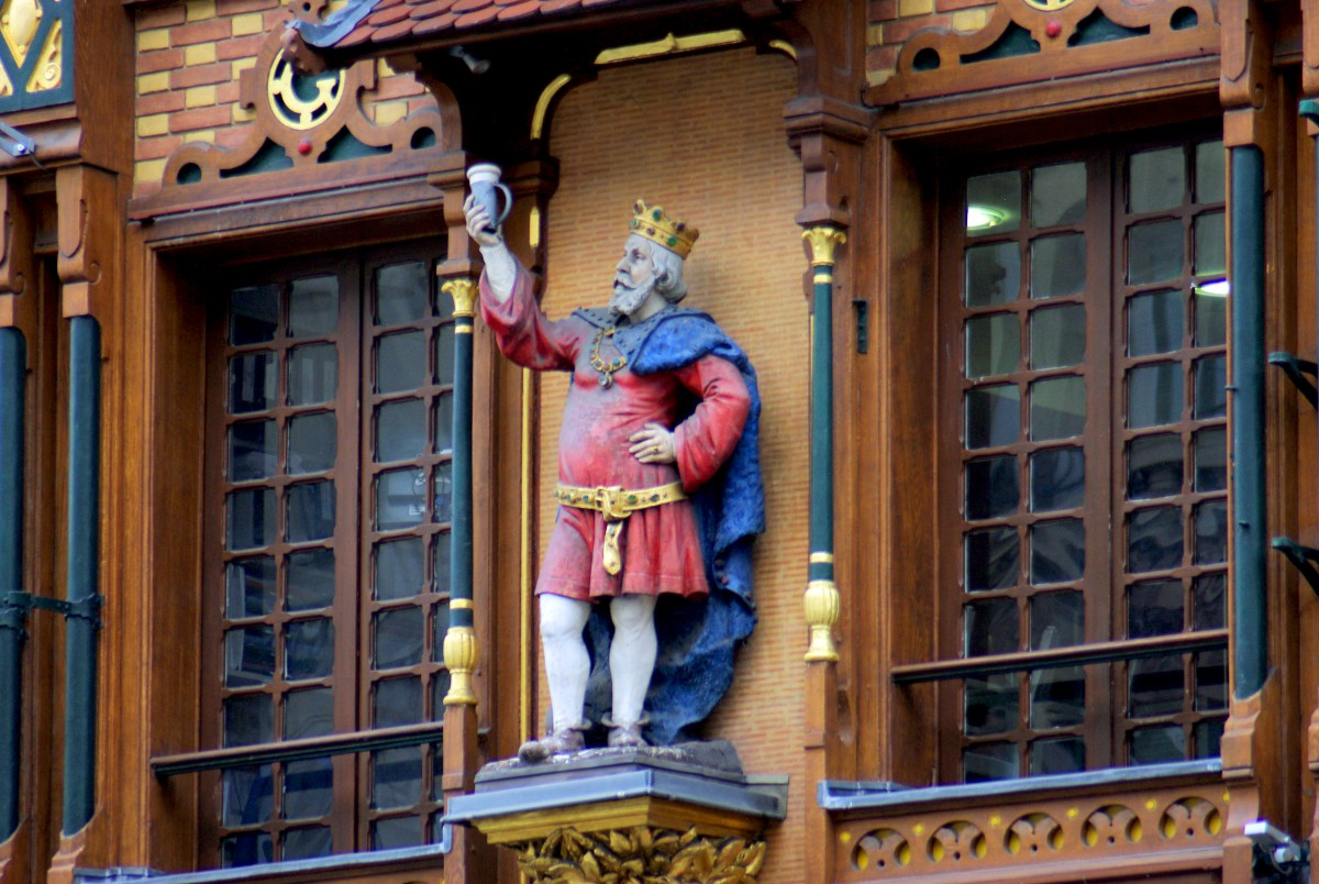 Gambrinus, the king of beer © French Moments