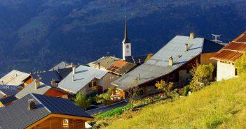 Villages of Savoie : Granier-sur-Aime © French Moments