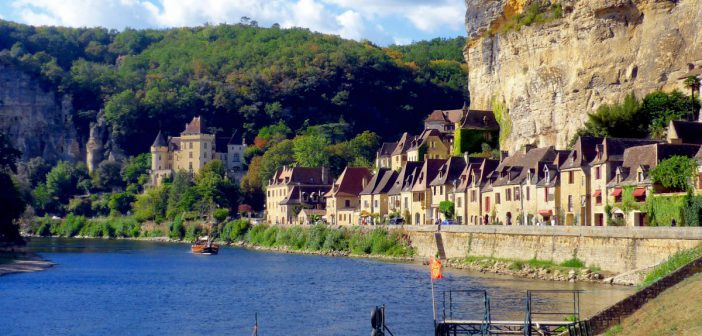 La Roque-Gageac Dordogne © French Moments