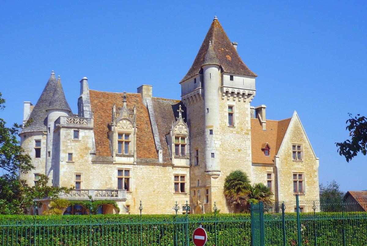Château des Milandes © French Moments