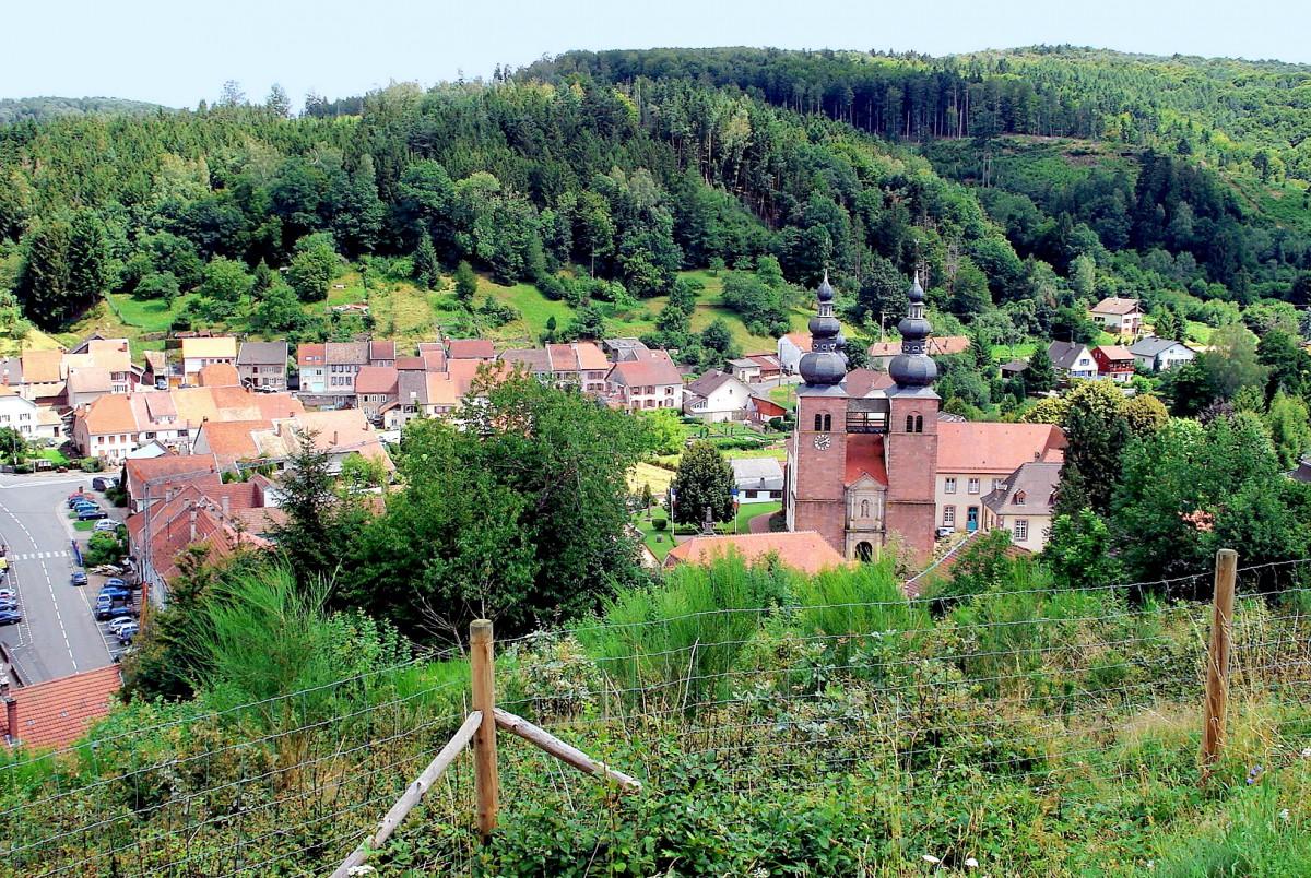 Saint-Quirin (Photo: public domain)
