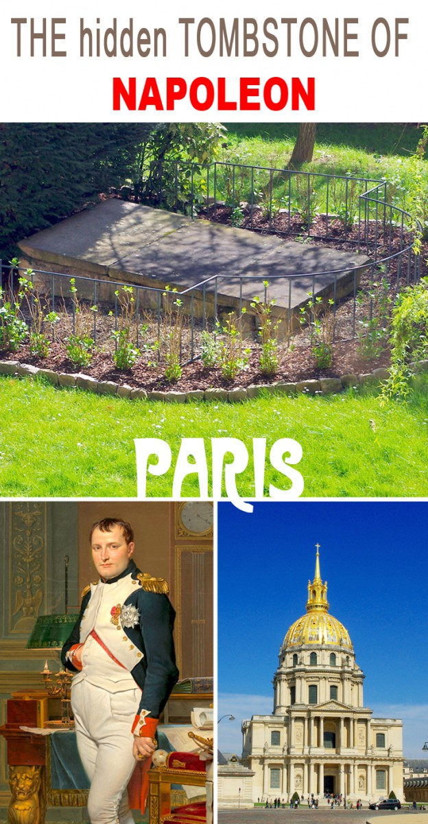 The hidden tombstone of Napoleon in Paris! © French Moments