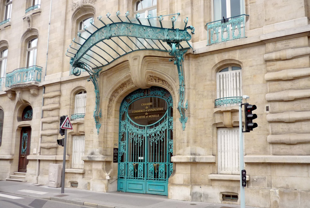 Chamber of Commerce and Industry Nancy © French Moments