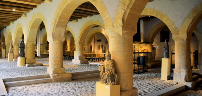 Metz History - Grenier de Chèvremont © French Moments
