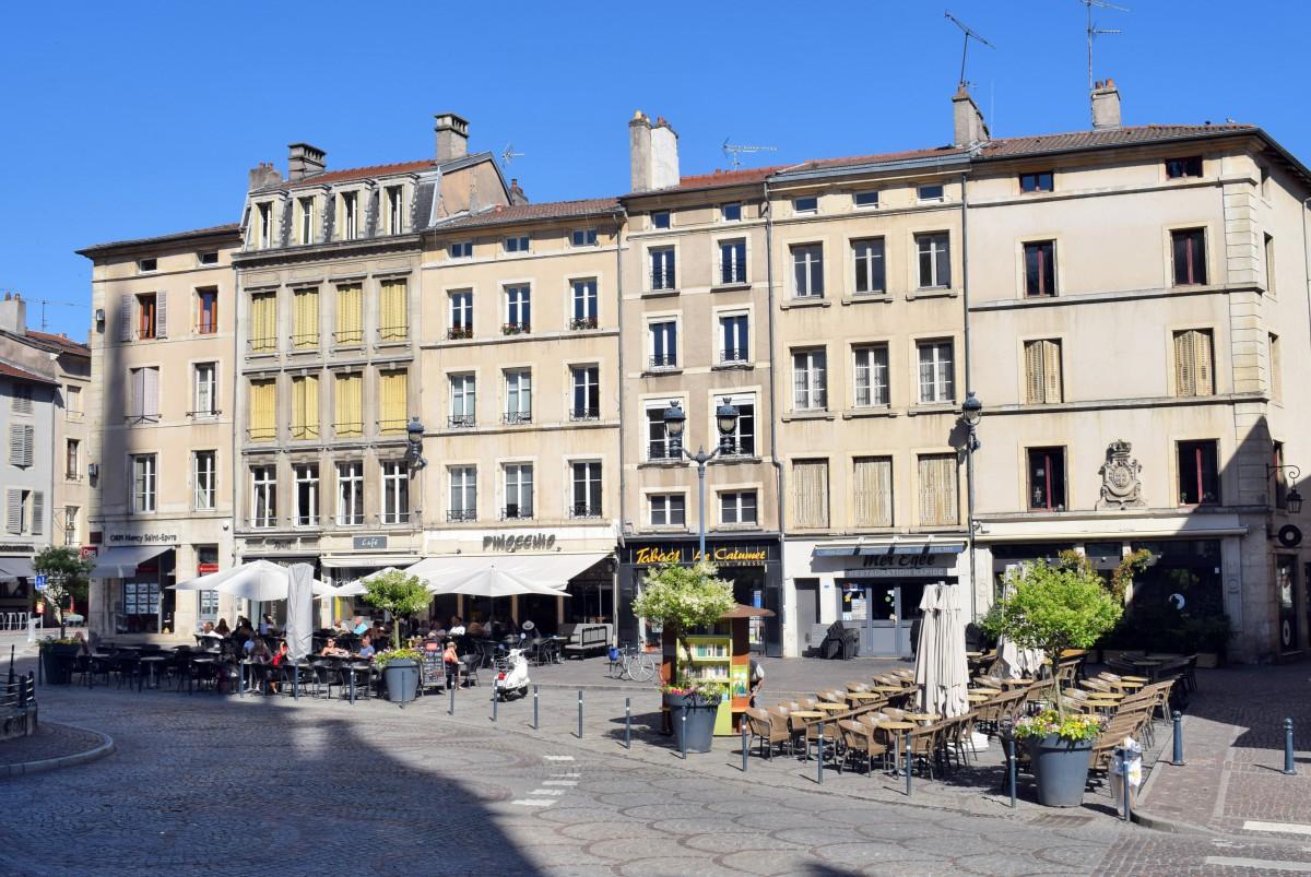 Place Saint-Epvre, Nancy © French Moments