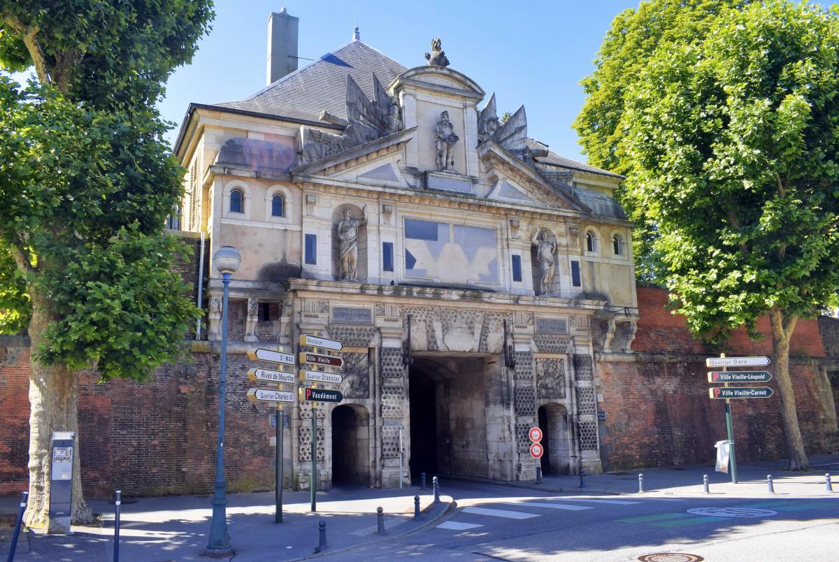 Porte de la Citadelle, Nancy © French Moments
