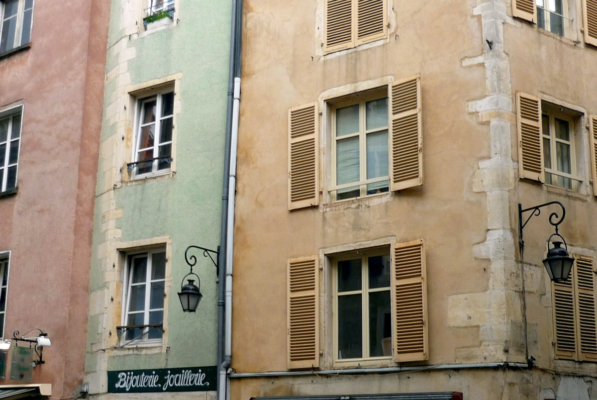Nancy Old Town, Rue Saint-Epvre © French Moments