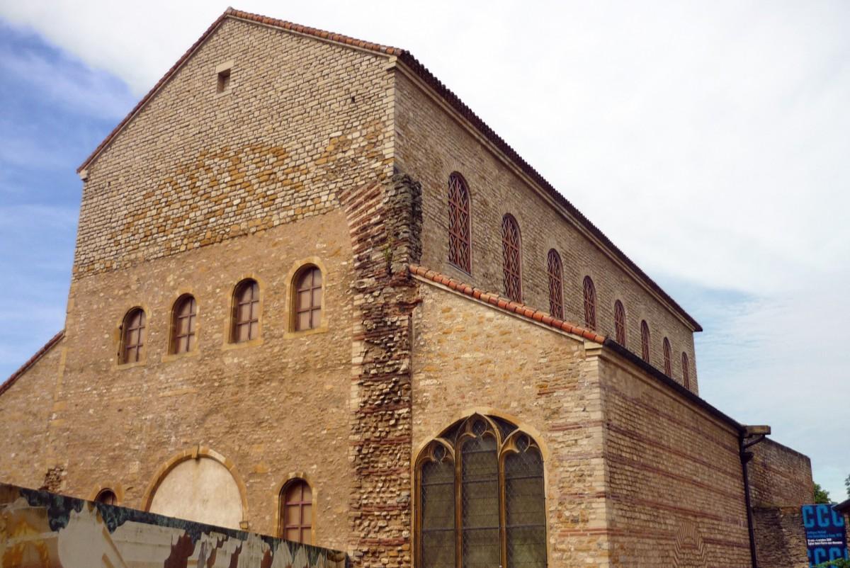 Saint-Pierre-aux-Nonnains Church Metz © French Moments