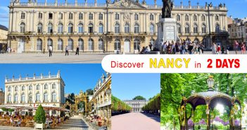 Discover Nancy in 2 Days © French Moments