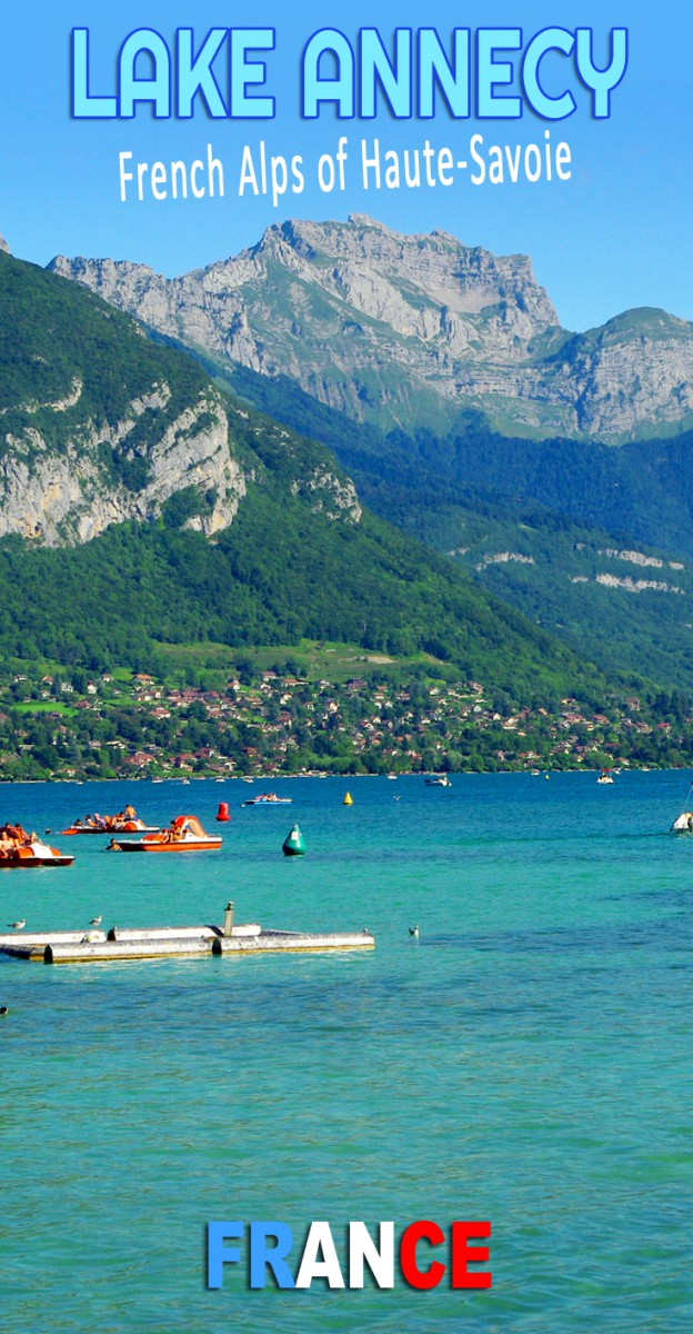 Discover Lake Annecy in the French Alps of Haute-Savoie © French Moments