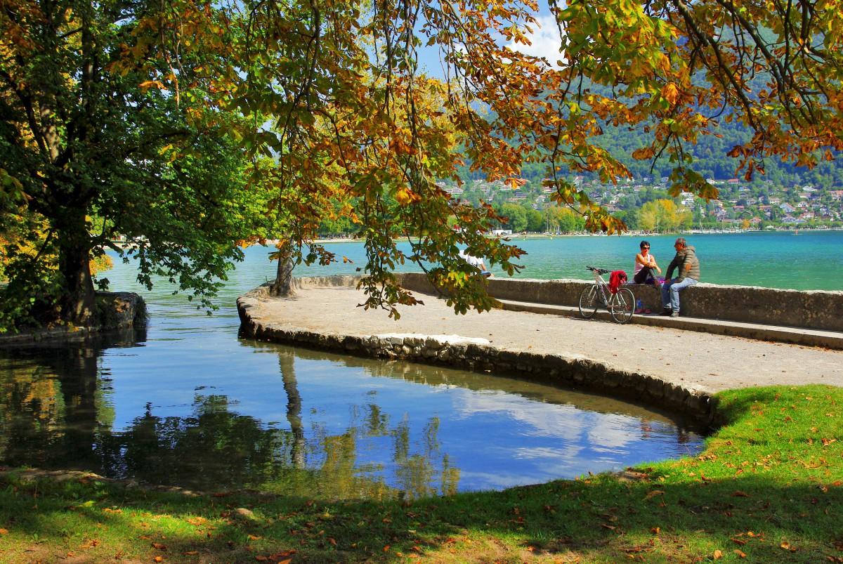 Parc de l'Impérial in Autumn © French Moments