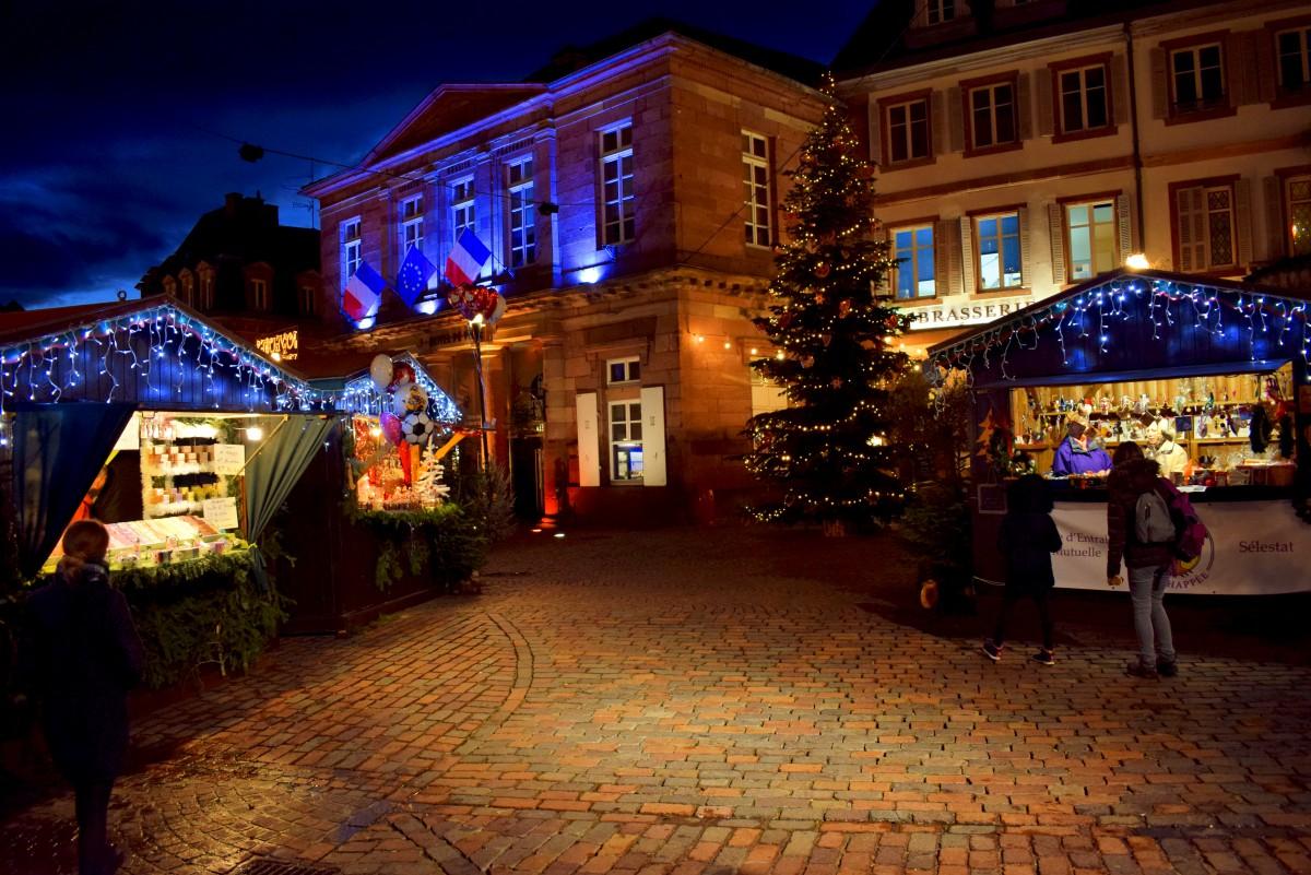 Sélestat Christmas market © French Moments