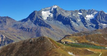 Mont-Pourri seen from Mont Saint-Jacques (La Plagne) © French Moments