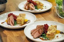 Private chef experience, dineindulge dinner party