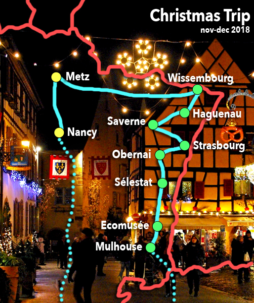 Christmas Trip 2018 © French Moments