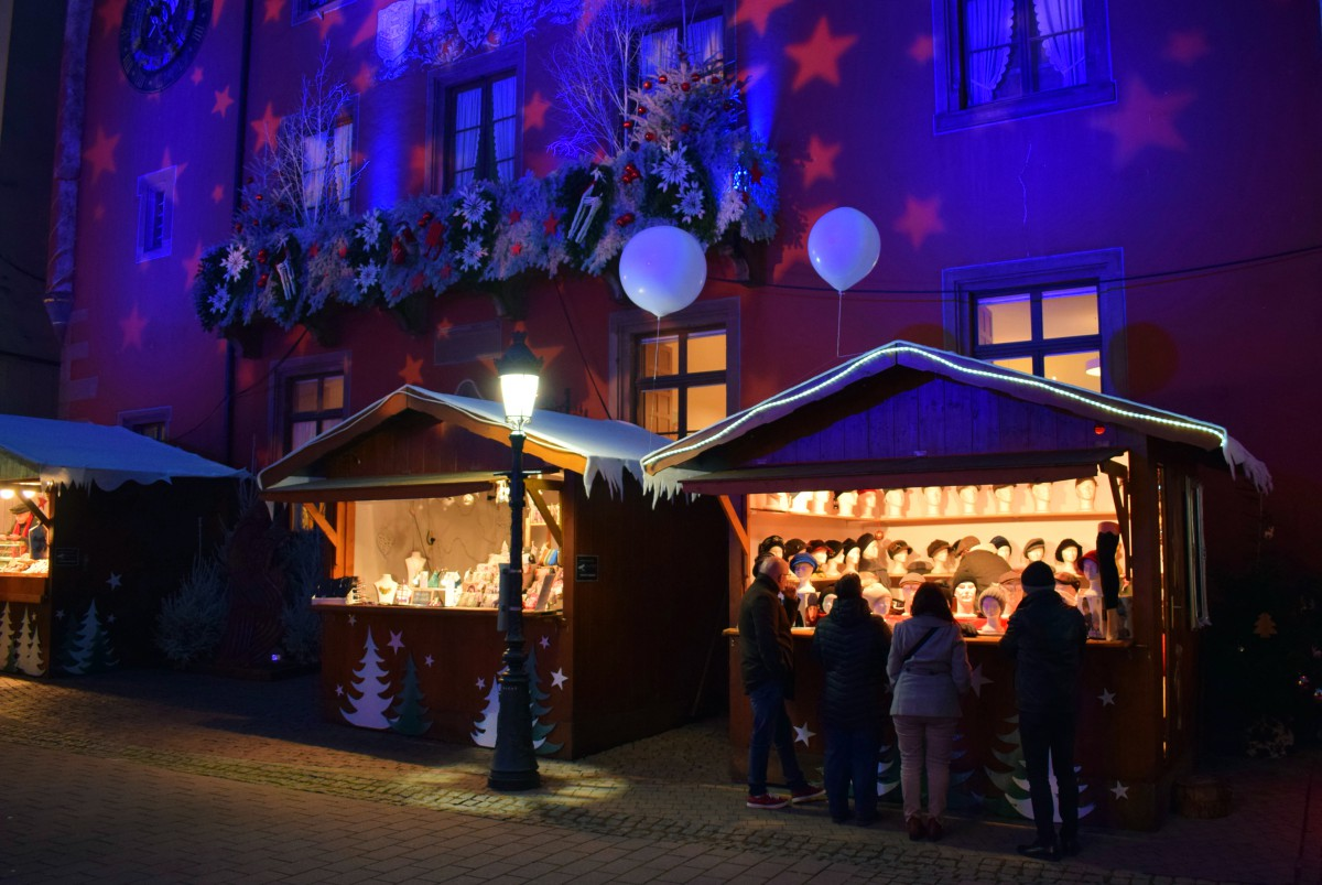 Christmas market of Haguenau, Alsace © French Moments