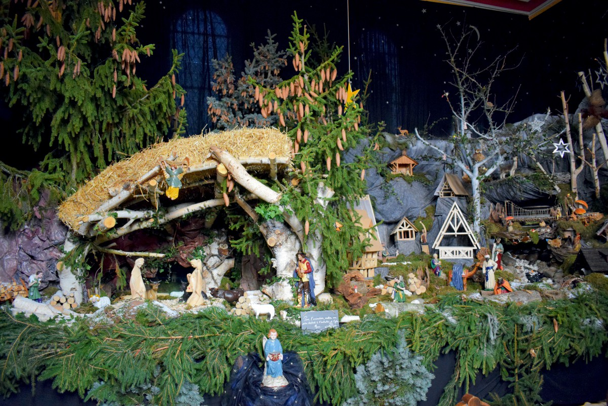 Hengwiller Nativity Scene © French Moments