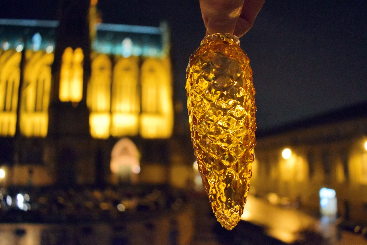 Meisenthal Christmas Bauble, Metz © French Moments
