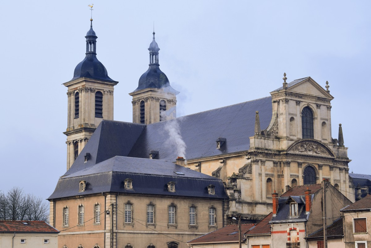 Moselle Valley - The Prémontrés Abbey in Pont-à-Mousson © French Moments