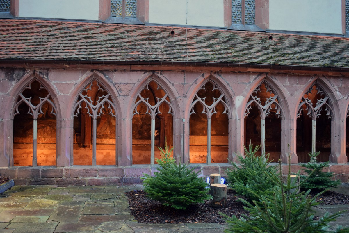 The Récollets cloister in Saverne © French Moments