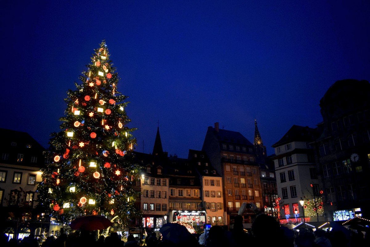 Christmas in France - Strasbourg Christmas Market © French Moments