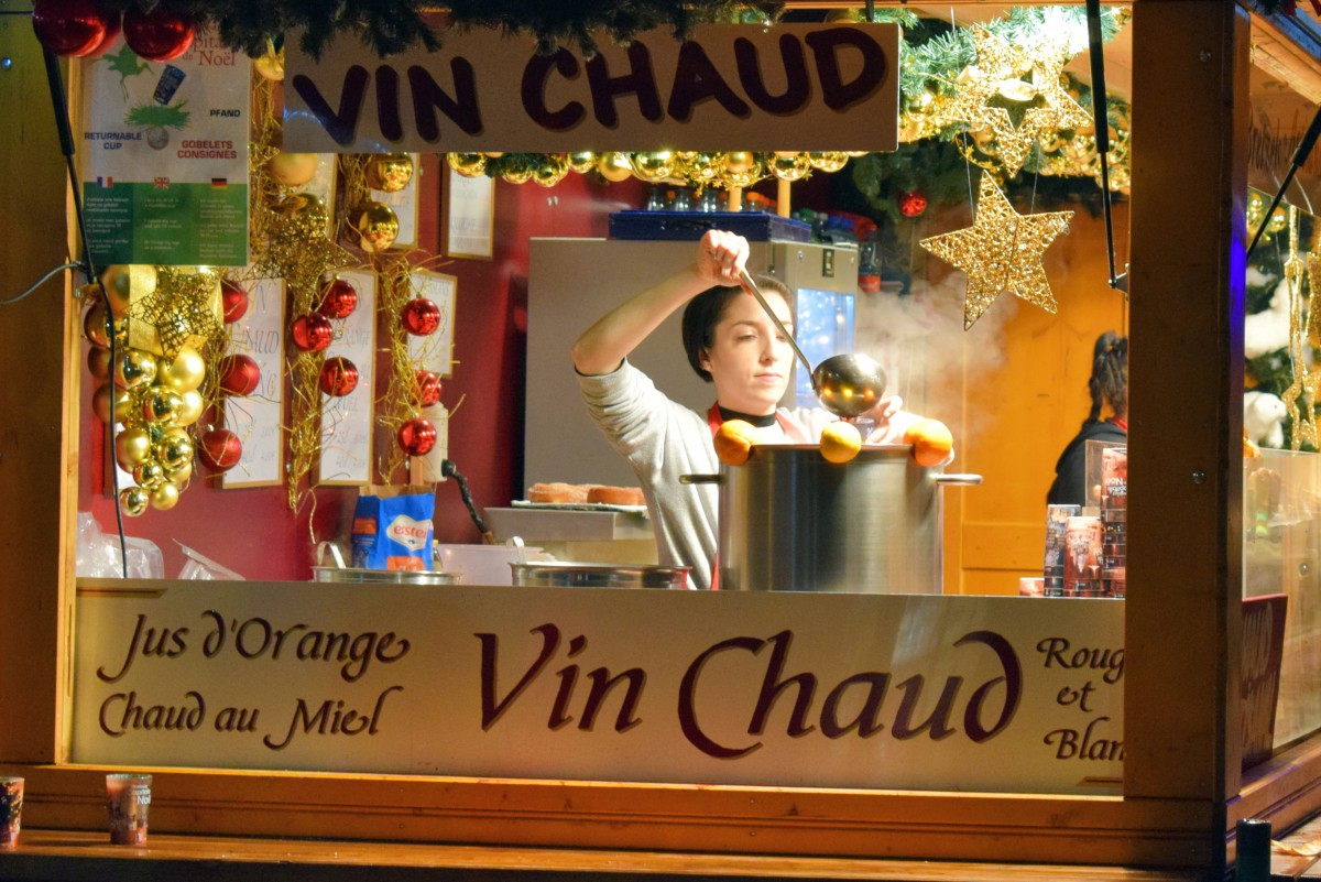 Strasbourg Christmas market in the Petite-France district © French Moments