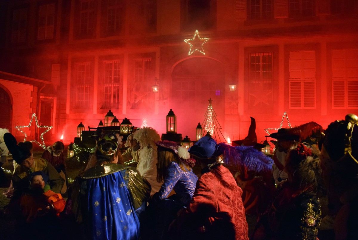 Christmas carols in France, Wissembourg, Alsace © French Moments