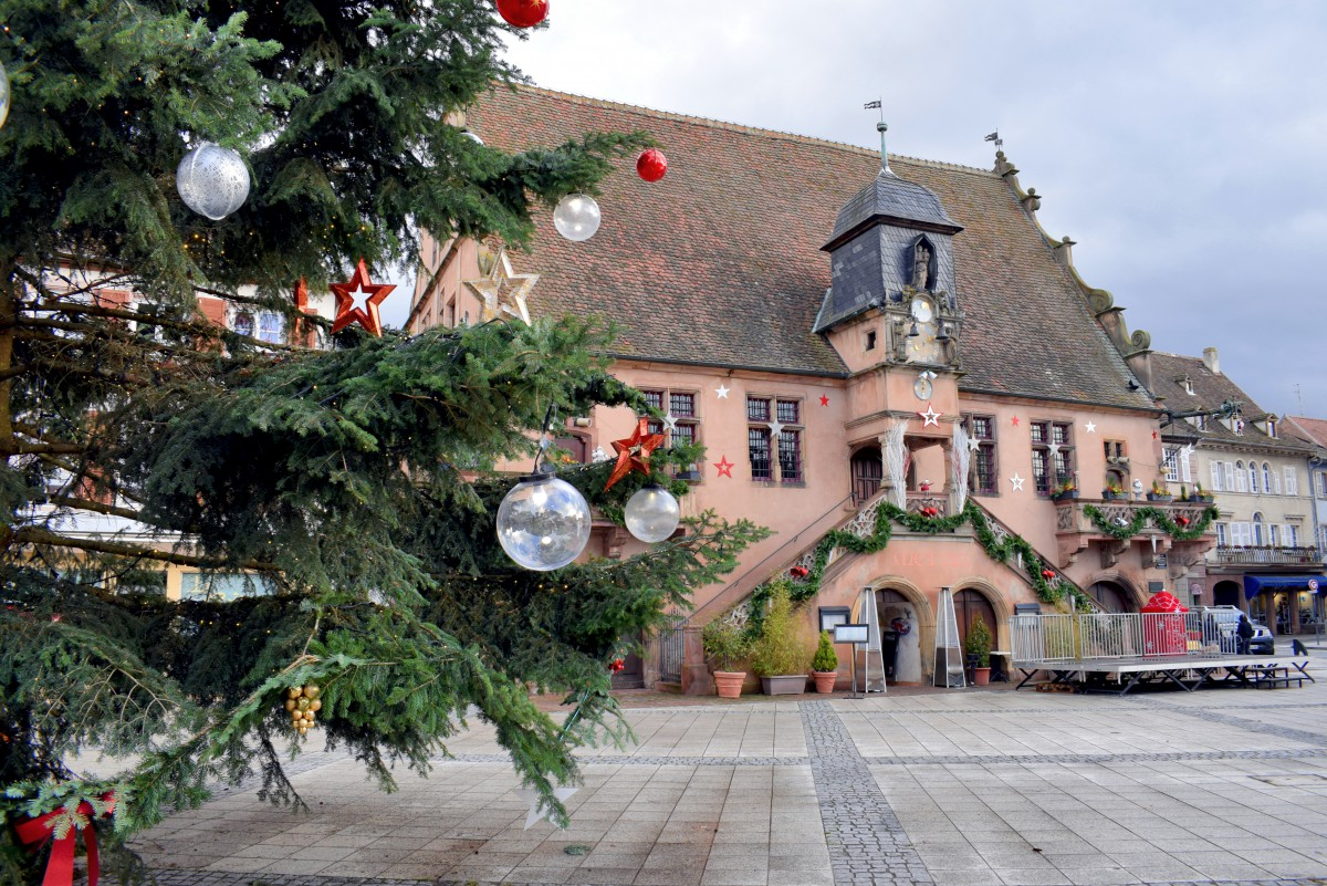 The Metzig in Molsheim © French Moments