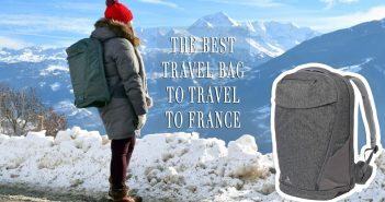 Akra the Arcido travel bag (Granier) © French Moments