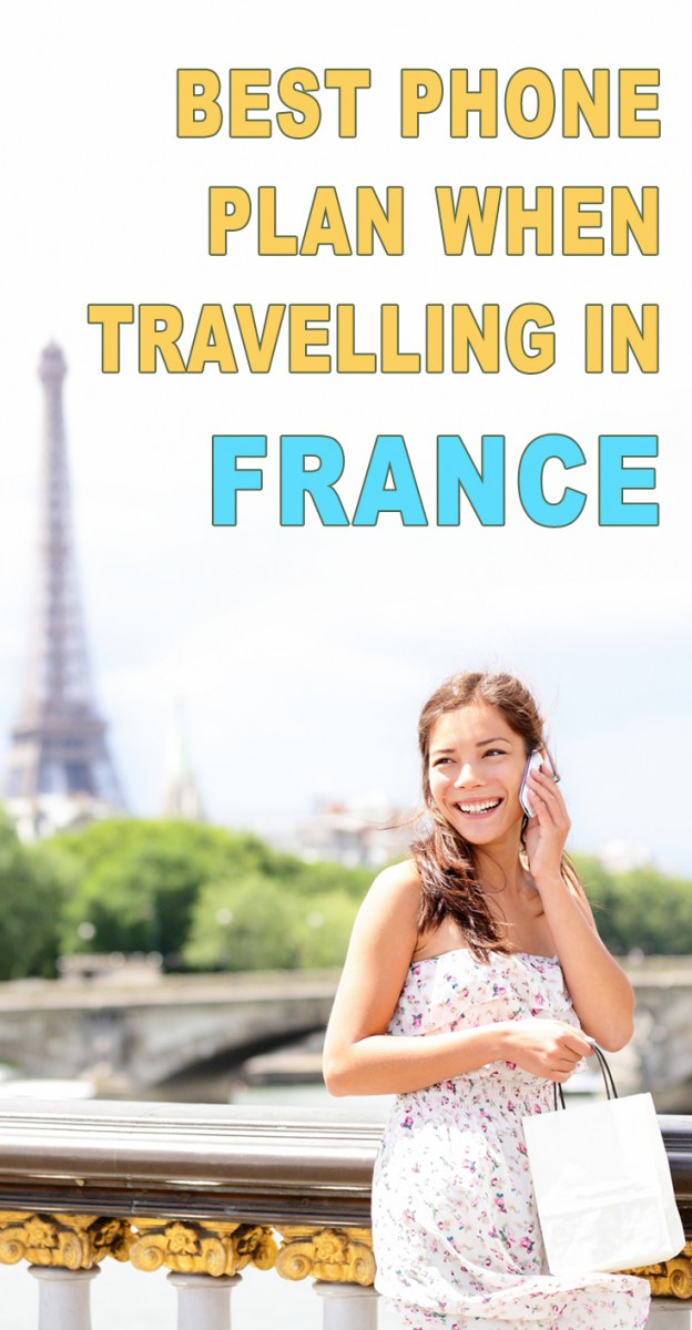Best Phone Plan for Travelling in France / Stock Photos from Ariwasabi : Shutterstock