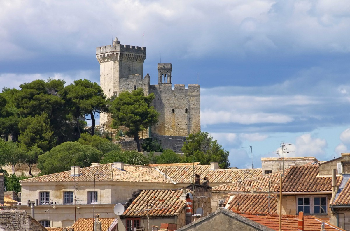Beaucaire Castle - Stock Photos from LianeM - Shutterstock