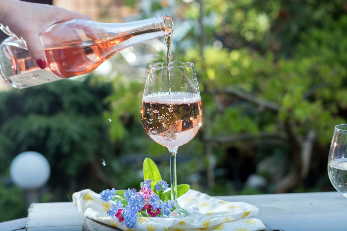 Fancy a glass of Provençal rosé ? - Stock Photos from barmalini - Shutterstock