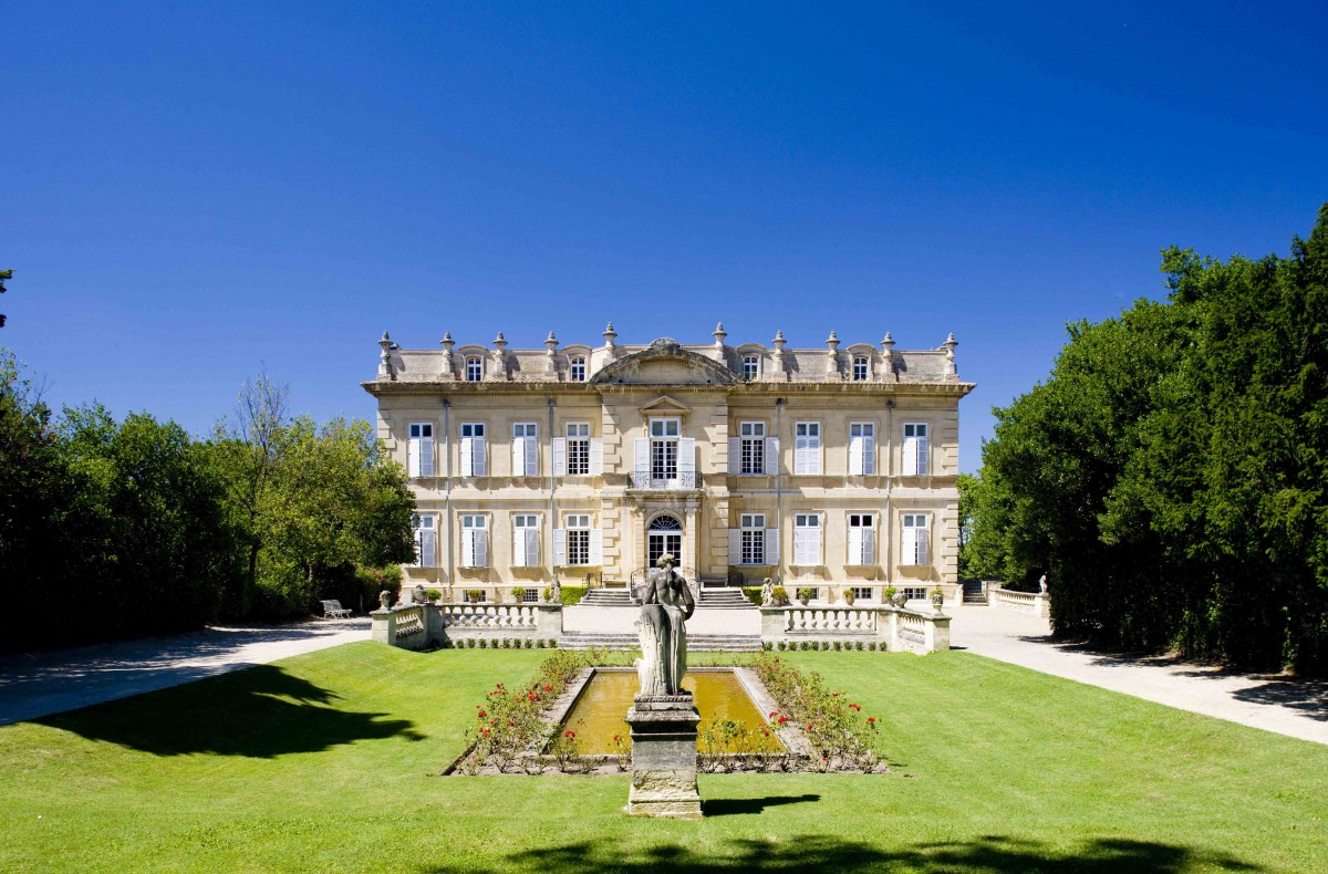 The palace of Barbentane - Stock Photos from PHB.cz (Richard Semik) - Shutterstock