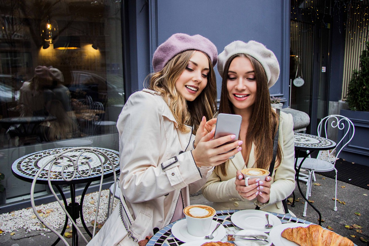Best phone plan when travelling in France - Stock Photos from Artem Tryhub - Shutterstock