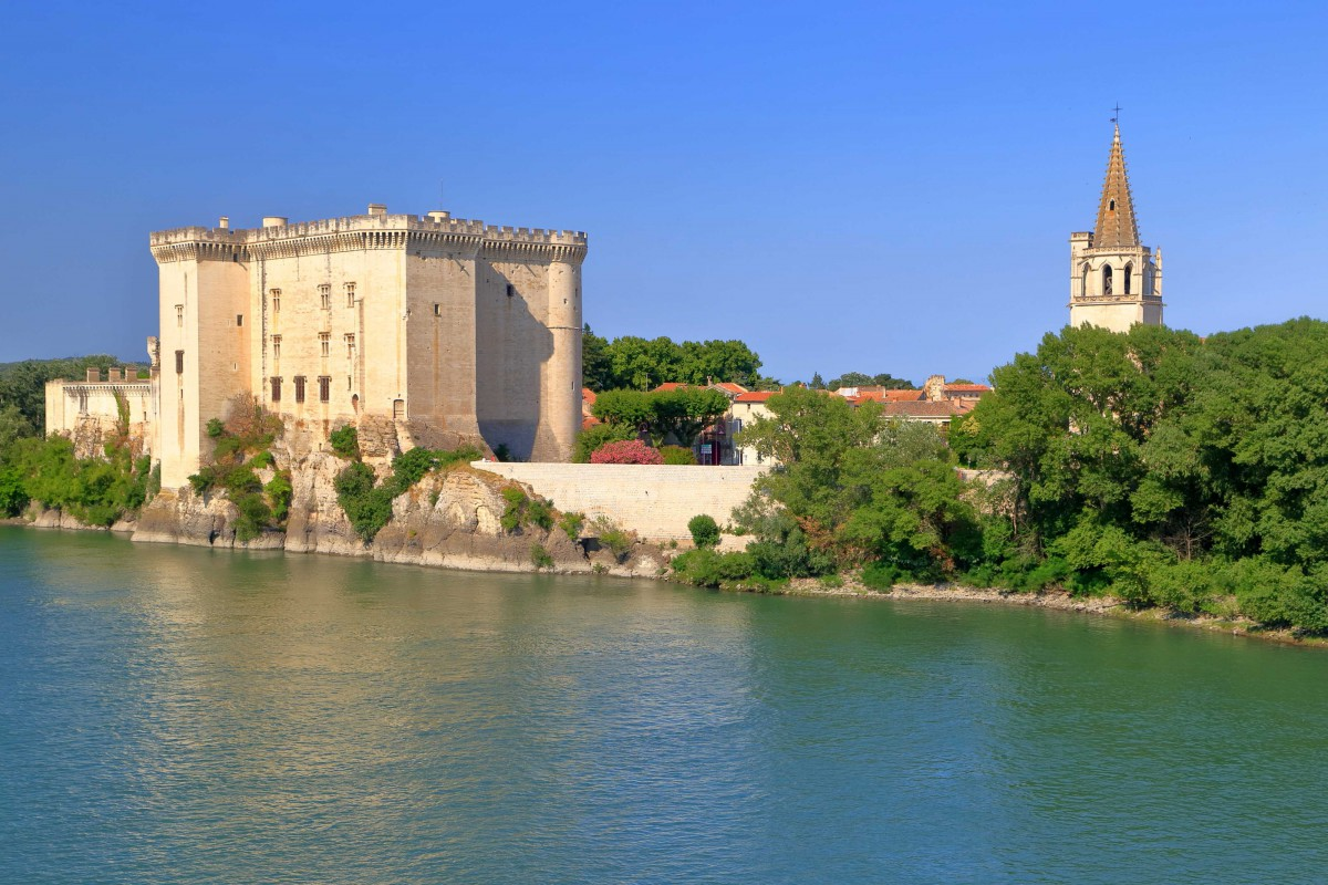 Tarascon Castle - Stock Photos from Inu - Shutterstock