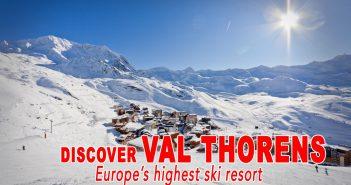 Discover Val Thorens! © C.Cattin OT Val Thorens