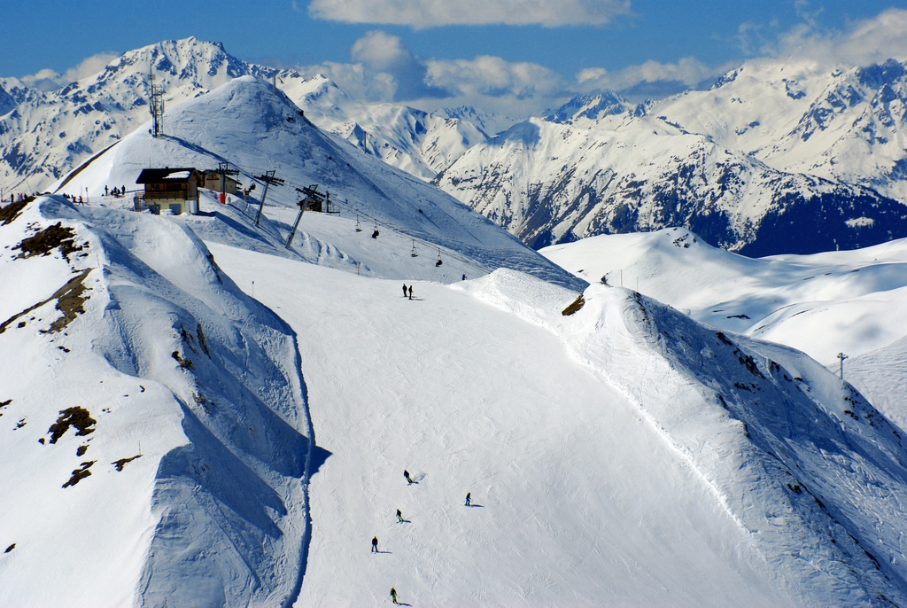 The Alps seen from the Grande Rochette © French Moments
