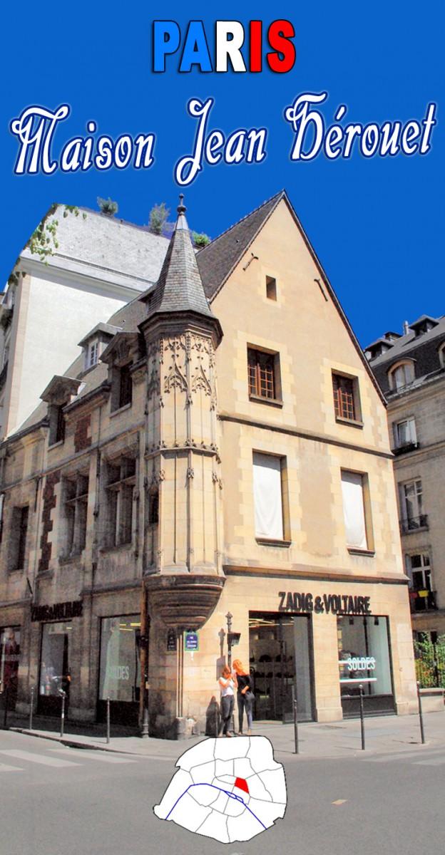 Hôtel de Jean Hérouet © French Moments