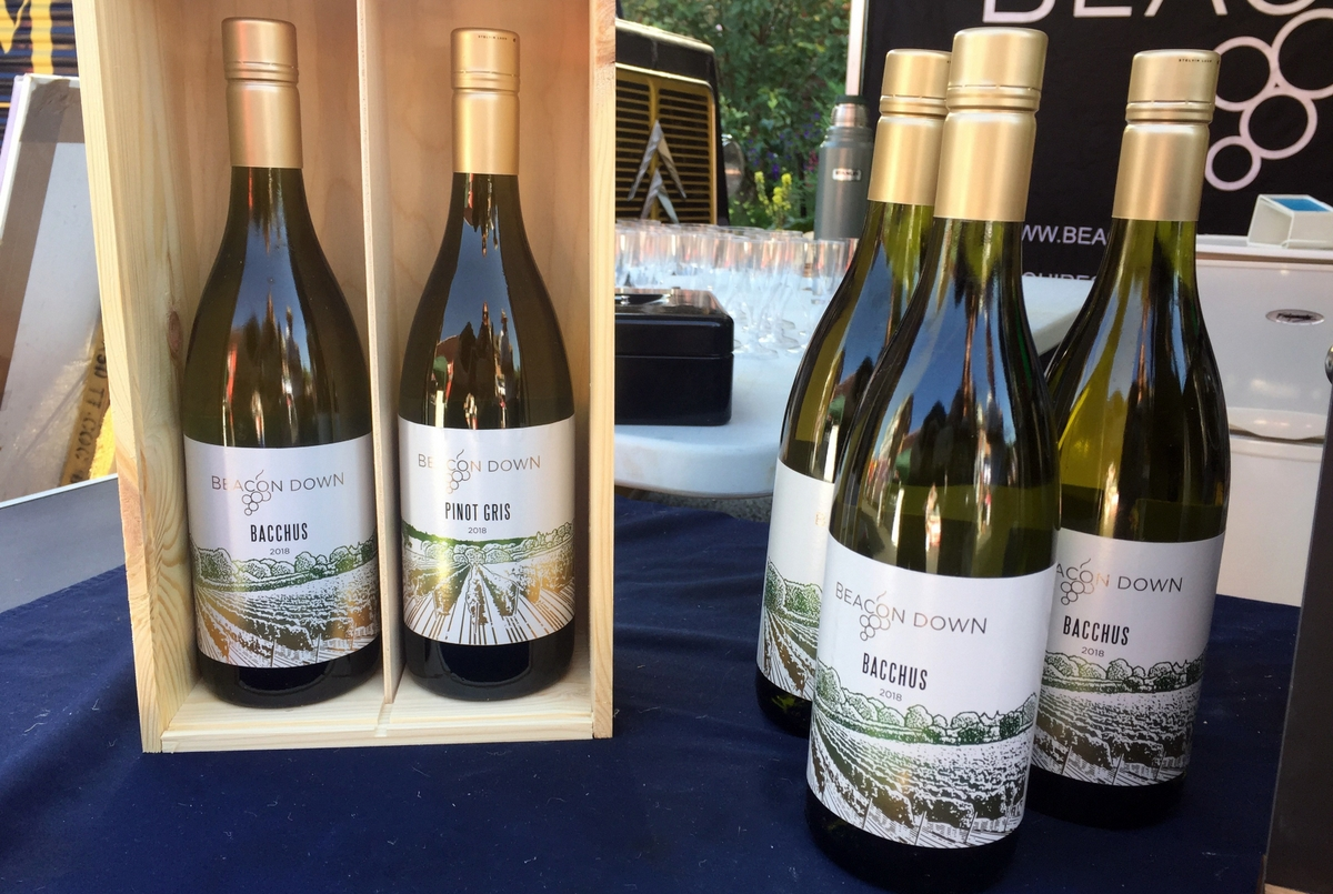 Wine of Heathfield © French Moments