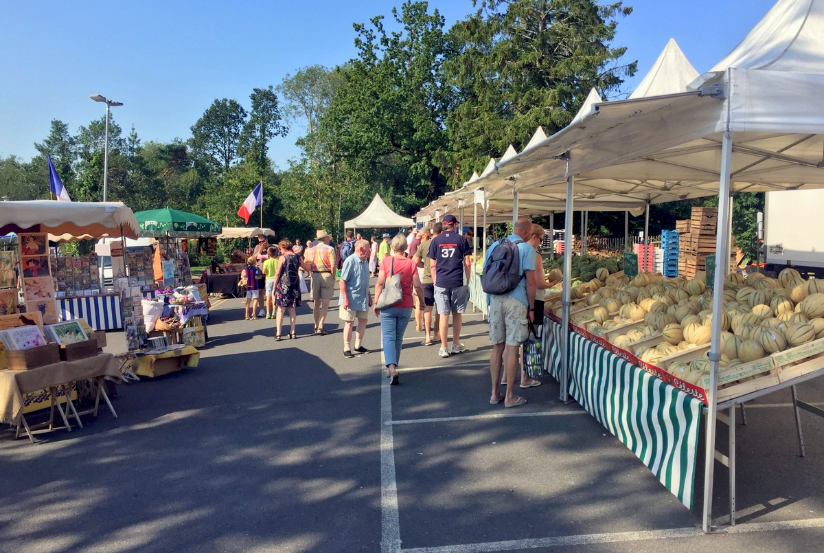 Le Marché of Heathfield © French Moments