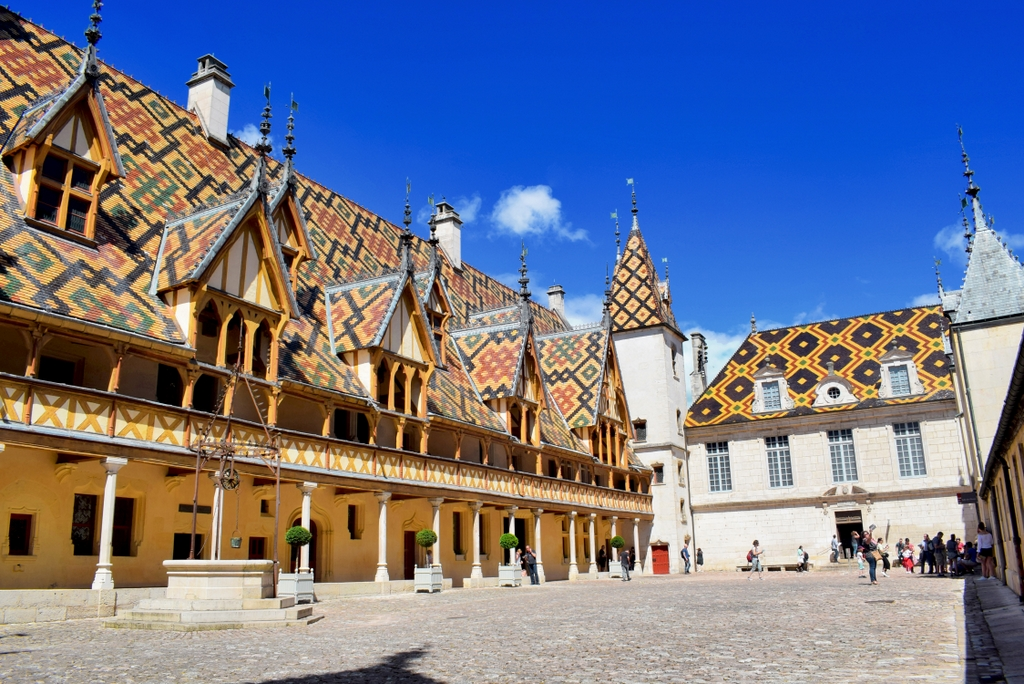 Hospices de Beaune © French Moments